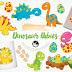 Kit digital Dinossauros baby free por tempo limitado