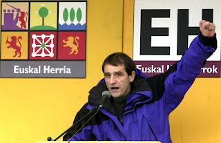 El dirigente de ETA Josu Ternera en una imagen de 2001, cuando era candidato de Euskal Herritarrok. EFE