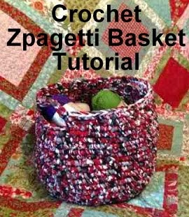 Zpagetti Basket Tutorial