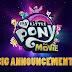 الجديد : فلام My Little Pony: The Movie الجديد واللدي سترونه في دور السينماء قريبااا
