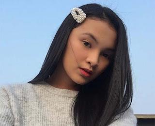 Zilla Zuliza pemeran Dewi di Memet Terlanjur Kaya
