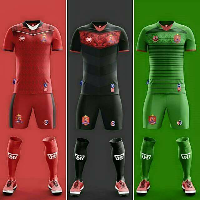 Jersey Terbaru Persijap Jepara Liga 2 Musim 2017