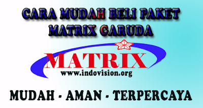 Voucher Matrix Garuda Online