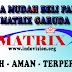 Voucher Matrix Garuda Online Murah Terpercaya