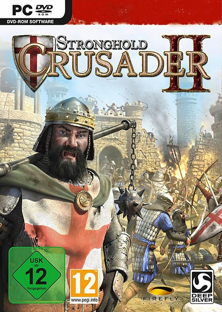 Cover Caratula Stronghold Crusader II