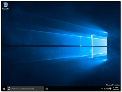 Windows 10 Education VL X86/X64 v1511