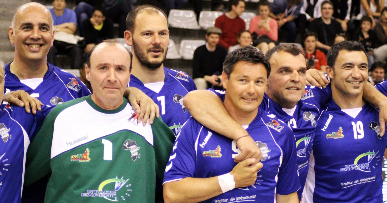 des barjots aux experts 20 ans de handball franais