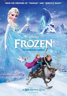 Frozen (2013) โฟรเซ่น ผจญภัยแดนคำสาปราชินีหิมะ