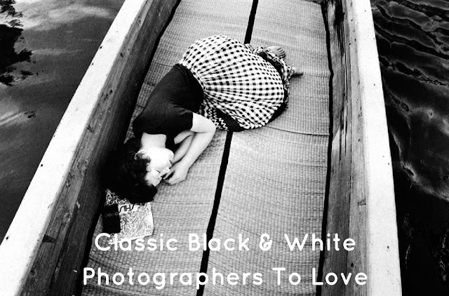Classic Black & White Photographers To Love || Not Copper Armour