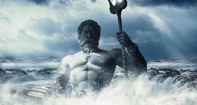 Οδυσσέας και Ποσειδώνας
