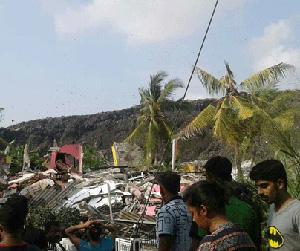 Meetotamulla death toll rises upto 10; 4 children among them