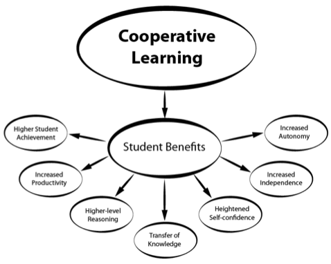 cooperative or collaborative learning a team Free cooperative learning and will learn to work as a team [tags: collaborative learning]:: paced learning programs and/or cooperative group.