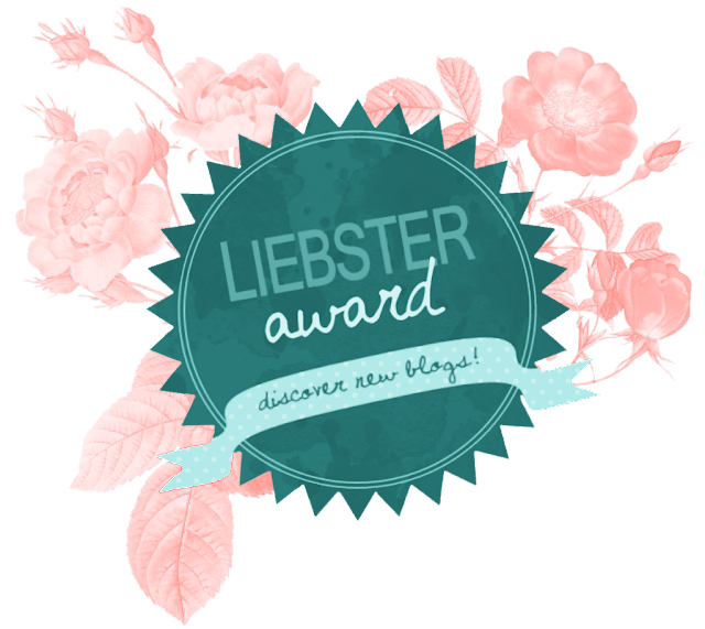 Liebster Award Graphic