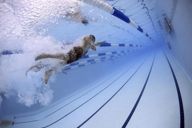 3 fordeler fra svømming - Kom i gang i dag