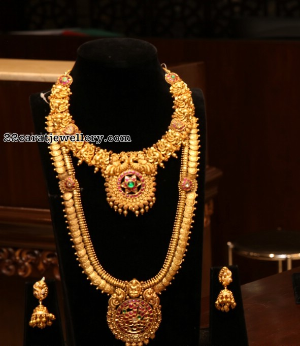 Akshaya Trithiya Special Manepally Jewellery Designs