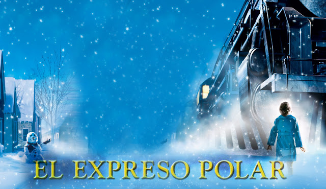 Películas navideñas para ver en navidad. Las mejores películas de navidad. Las mejores películas navideñas. Que películas se ven en navidad..El expreso Polar