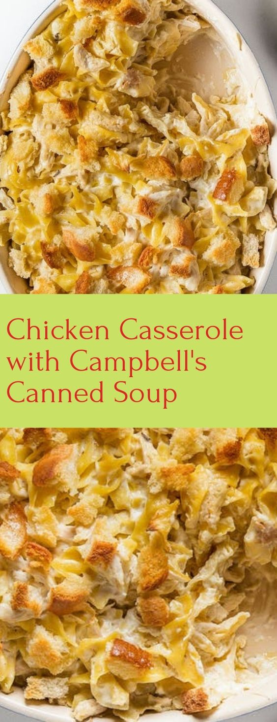 This classic casserole is convenience cooking to a T, using prepared ingredients like canned soup and sour cream. But one bite, and you'll overlook the prepackaged stuff and go back for seconds.