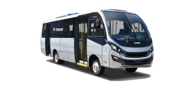 Empresa Vitória surpreende com a compra de cinco unidades Caio F2400