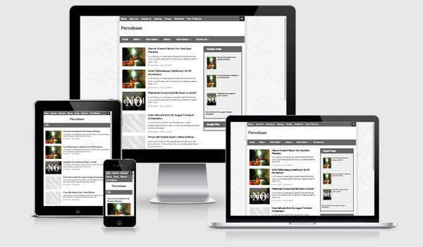 Cara Mudah Merubah Logo Header Kompi Males Dengan Judul Blog