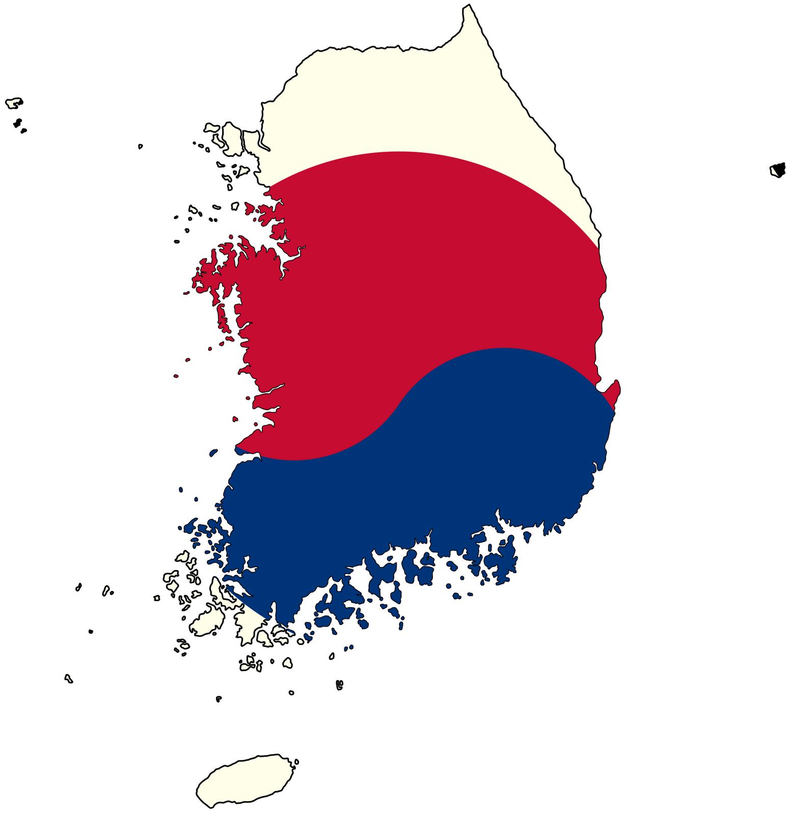 korea flag clip art - photo #16