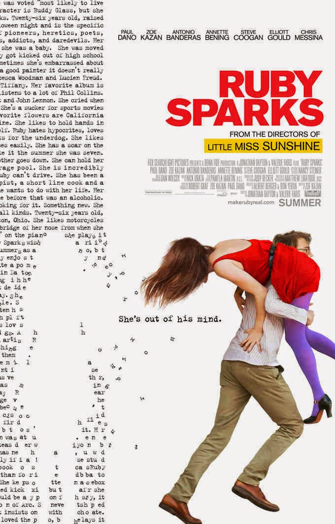 Watch Movie Ruby Sparks (2012) Online
