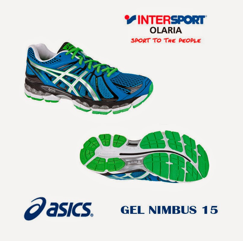 Asics Gel Nimbus y Adidas Glide Boost - Dos zapatillas para hacer muchos  kilómetros con total garantía. Eaglerun powered by Intersport Olaria. 34b33e1178925