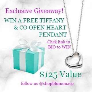 Java john zs blu monaco tiffany giveaway i tend to focus more on gift cards technology kitchenalia and cool toy giveaways but those arent the only ones i run across heres one for some jewelry negle Gallery