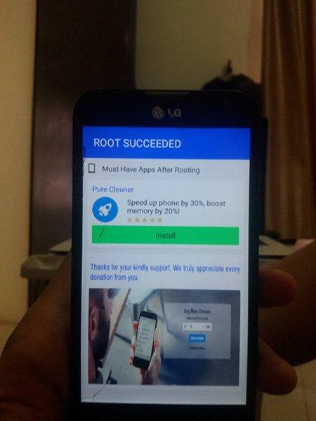 Begini Cara Root Hp Android Tanpa PC - 100% Working Sob (Kingoroot)