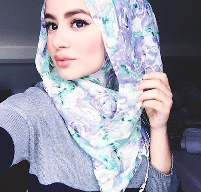 Cute Muslim Girl Photo