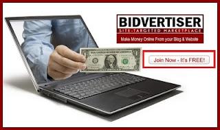 Daftar Bidvertiser Untuk Blog Indonesia Alternatif Google Adsense
