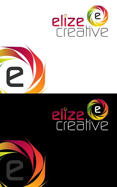 Freelance Graphic Designer Elize Creative Logo