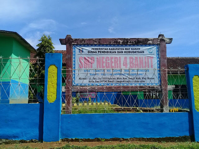 Alasan Buat Lahan Parkir, Kepsek SMPN 4 Banjit Diduga Potong PIP