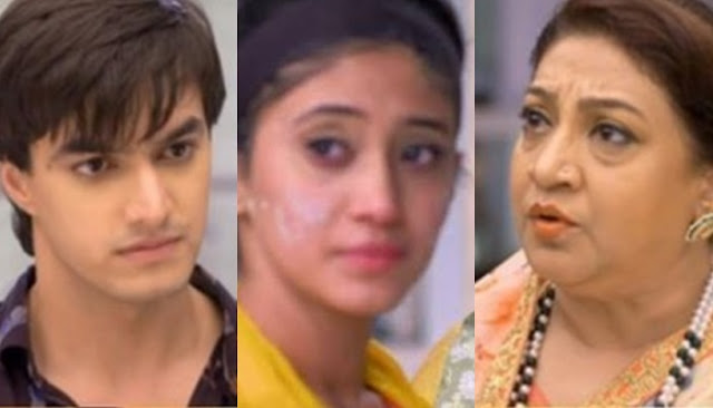 YRKKH COLD WAR : Crack amid Manish Dadi and Kartik Naira cold war begins