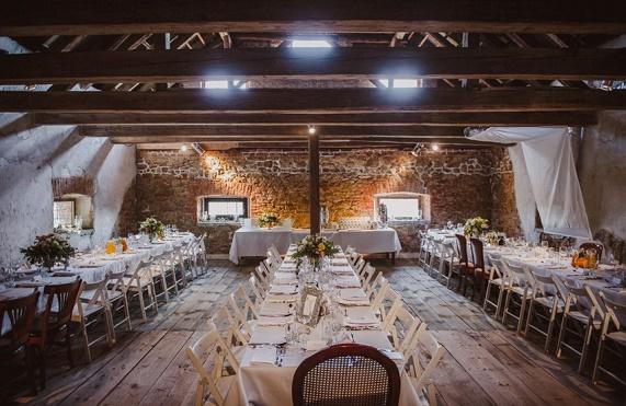 Wesele w stodole, dekoracja wesela w stodole, stodoła na wesele, Dolina Cedronu wesele opinie,