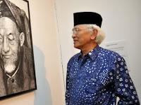 Gus Mus dan Lukisan Tanpa Judul