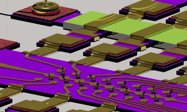 rangkaian komputer kuantum