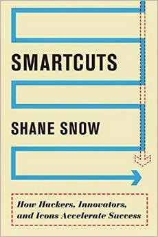 Smartcuts by shane snow book image