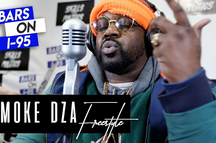 Smoke DZA Freestyles For Bars On I-95