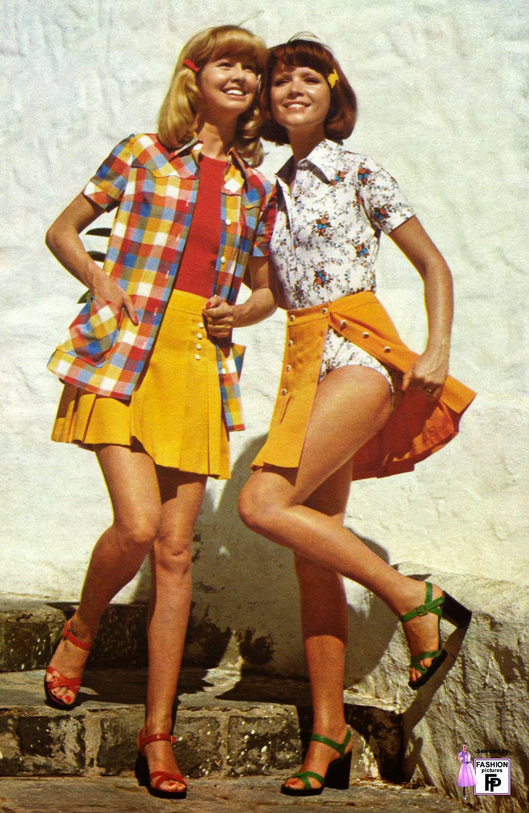 1970 clothing fashion