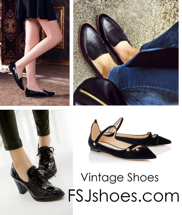 Vintage Shoes from FSJShoes