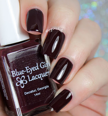 Blue-Eyed Girl Lacquer Rent BoyBlue-Eyed Girl Lacquer Rent Boy | Foux du Fafa Collection