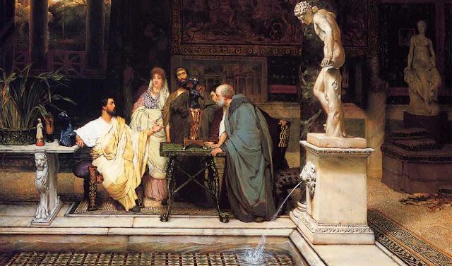 Contrato de mandato y Derecho romano