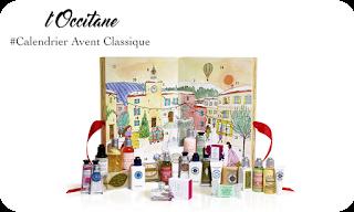 Calendrier Avent Beauté - l'occitane