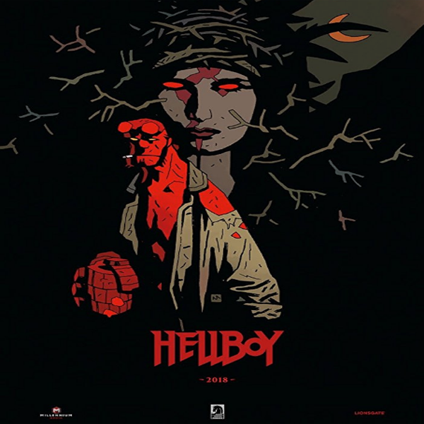 Hellboy: Rise of the Blood Queen, Hellboy: Rise of the Blood Queen Synopsis, Hellboy: Rise of the Blood Queen Trailer, Hellboy: Rise of the Blood Queen Review, Poster Hellboy: Rise of the Blood Queen
