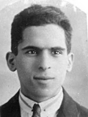 Gabriël Walvis, 1904 (foto: Joodsmonument)