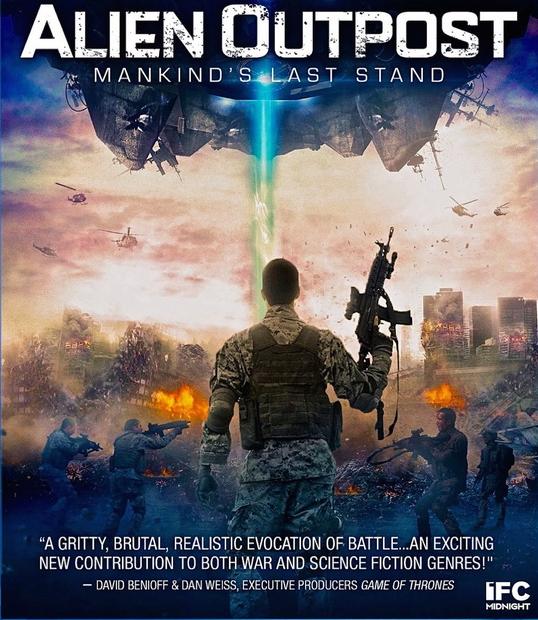 Alien Outpost 37 (2014) สงครามมฤตยูต่างโลก