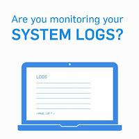 system logs, logging, log monitoring