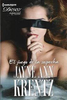 El juego de la sospecha – Jayne ann Krentz