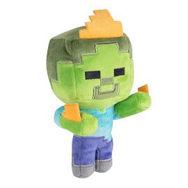 Minecraft Jinx Zombie Plush