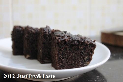 Resep Brownies Kukus Pisang